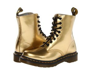 Dr. Martens Pascal 8 Eye Boot W Womens Lace up Boots (Gold)
