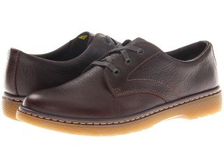 Dr. Martens Andre Lace Shoe Mens Lace up casual Shoes (Brown)
