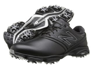 New Balance Golf NBG2001 Mens Golf Shoes (Black)