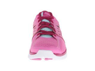 Nike Flex 2013 Run Red Violet/Bright Magenta/Glacier Ice/White