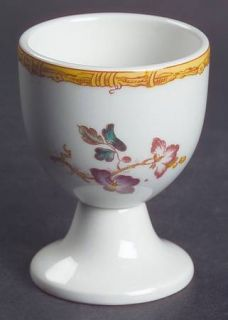 Wedgwood Devon Rose Single Egg Cup, Fine China Dinnerware   Georgetown Col.,Flor
