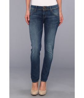 Hudson Nicole Ankle Skinny in Penny Royal Womens Jeans (Black)