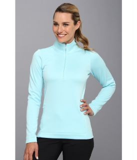 Nike Golf Thermal Half Zip Pullover Womens Sweatshirt (Blue)