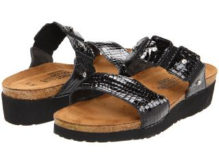 Naot Footwear Ashley Womens Sandals (Black)