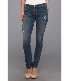 Hudson Tilda Mid Rise Cigarette in Mary Jane Womens Jeans (Blue)