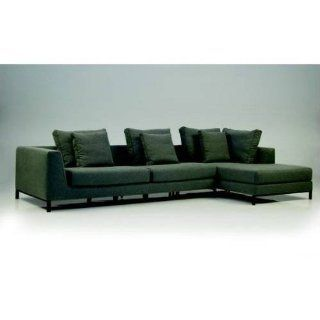 Mobital HUNTERSecLSF Hunter Sectional with Left Side Facing HUNTERSecLSF   Sofas
