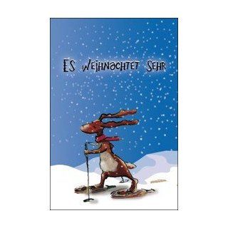 Recordable Audio Greeting Cards (Mes. Length: 20 Sec.) Christmas Bunny