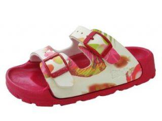 Birki's Haiti Lagoon White Birko flor 32 N: Shoes