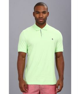 Original Penguin Daddy O Polo Mens Short Sleeve Pullover (Green)