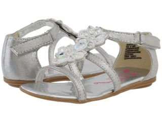 Kenneth Cole Reaction Kids Good Bright 2 Girls Shoes (Silver)