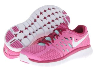 Nike Flex 2013 Run Womens Running Shoes (Pink)