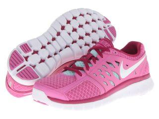 Nike Flex 2013 Run Womens Running Shoes (Pink)