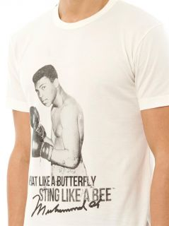 Muhammad Ali print T shirt  Dolce & Gabbana