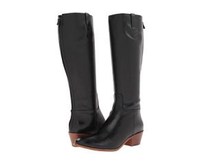 Cole Haan Wesley Tall Boot Black