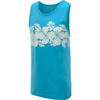 RIP CURL Mens Tropic Band Sleeveless Tank Top   Size: L, Aqua