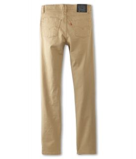Levis Kids Boys 510 Skinny Jeans Big Kids British Khaki