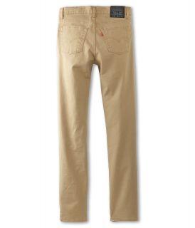 Levis Kids Boys 510 Skinny Jeans Big Kids British Khaki