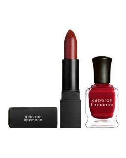 Love Notes Lipstick and Nail Polish Set   Deborah Lippmann