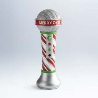 Hallmark Merry Okee With Songbook   Home And Garden Products