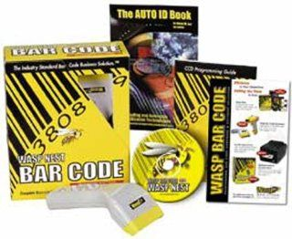 Wasp Technologies Wasp Bar Code Nest Ccd Business Edition : Bar Code Scanners : Electronics