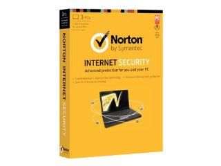 SYMA Norton Internet Sec 2013 3 CPU MM 21250204: Office Products