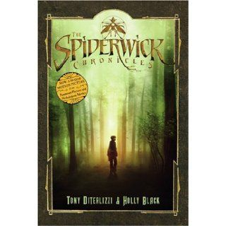 Spiderwick Chronicles, Cycle 1 (Movie Tie in Box Set): The Field Guide, The Seeing Stone, Lucinda's Secret, The Ironwood Tree, The Wrath of Mulgarath (The Spiderwick Chronicles): Tony DiTerlizzi, Holly Black: 9781416950165: Books
