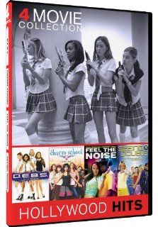 D.E.B.S./Charm School/Feel the Noise/Seeing Double   4 pack: Sara Foster, Jordana Brewster, Devon Aoki, Martha Higareda, Camila Sodi, Ximena Sarinana, Omarion Grandberry, Zulay Henao, James McCaffrey, Kellita Smith, Jon Lee, Tina Barrett, Angela Robinson,