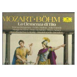 Mozart Bohm: La Clemenza di Tito: Music