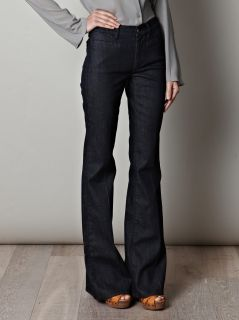 Marrakesh mid rise kick flare jeans  MiH Jeans  MATCHESFASHI