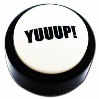 YUUUP! Dave Hester Button As Seen on Storage Wars: Toys & Games