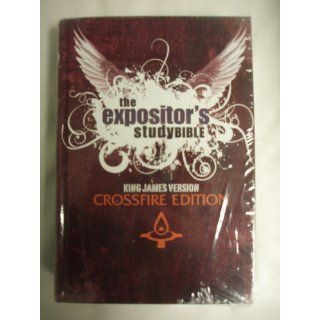 The Expositors Study Bible King James Version (Crossfire Edition): Jimmy Swaggart: 9781934655429: Books