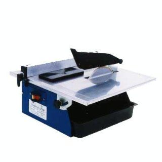 7 Inch Table Tile Wet Saw Cutter Power