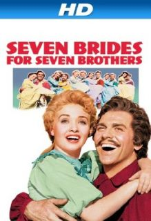 Seven Brides for Seven Brothers [HD]: Russ Tamblyn, Julie Newmar, Howard Keel, Jane Powell:  Instant Video