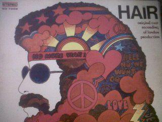 Hair : Original Cast Recording of London Production: CDs & Vinyl