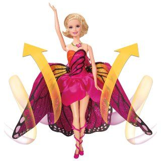 Barbie Mariposa and The Fairy Princess Doll: Toys & Games