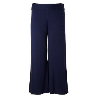Gorgeous Navy jersey palazzo trousers