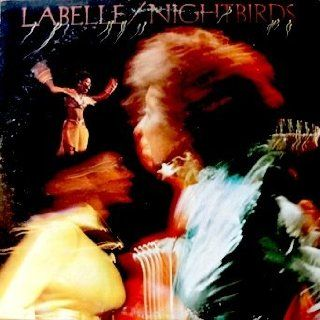 Patti LaBelle: LaBelle / Nightbirds (not a CD) Original Inner Sleeve With Lyrics. Tracks: Lady Marmalade / Somebody Somewhere / Are You Lonely / It Took A Long Time / Don't Bring Me Down / Nightbird / Space Children / All Girl Band & 2 More: CDs &a
