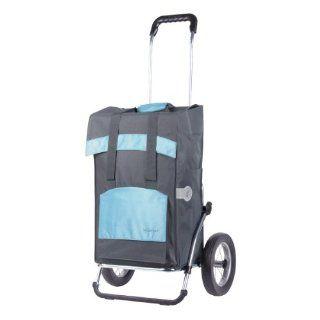 Sondermodell Original Andersen Royal Shopper Holly blau, Stahlgestell Koffer, Rucks�cke & Taschen