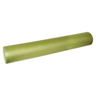 Natural Fitness High Density Foam Roller   Olive (36x6 Rnd)