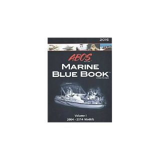 ABOS Marine Blue Book 2015 ( Abos Marine Blue Book) (Paperback