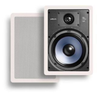 Polk Audio RCi Series 100 Watt In Wall Speaker with 8 in. subwoofer DISCONTINUED RC85I