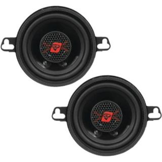 "Cerwin Vega Mobile H440 HED 2 Way Coaxial Speakers (4"", 250 Watts)"