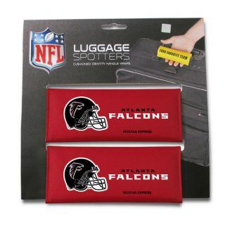 NFL Atlanta Falcons Original Patented Luggage Spotter (Set of 2