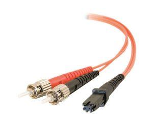 C2G 33136 3.28 ft. MTRJ/ST Duplex 62.5/125 Multimode Fiber Patch Cable