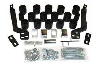 1994, 1995, 1996 Dodge Ram Lift Kits   Performance Accessories PA663   Performance Accessories Body Lift Kit