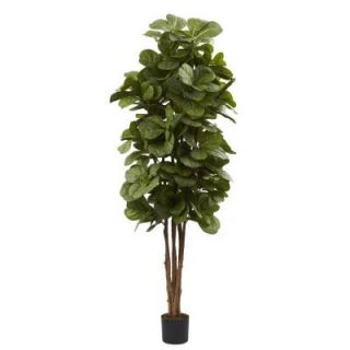 Nearly Natural 6 ft. Fiddle Leaf Fig Tree 5346