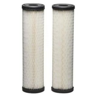 Whirlpool Whole House Replacement Sediment Filter Cartridge (2 Pack) WHIRLPOOL WHKF WHPL