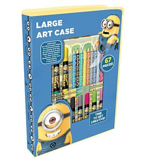 MINIONS   Despicable Me large art case