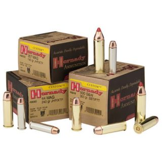 Hornady XTP 9mm Luger Ammunition