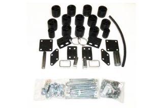 2000, 2001, 2002 Dodge Durango Lift Kits   Performance Accessories PA60053   Performance Accessories Body Lift Kit